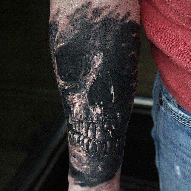1000 bilder zu tattoo auf pinterest tinte halbarm tattoos und totenkopf tattoo design. Black Bedroom Furniture Sets. Home Design Ideas
