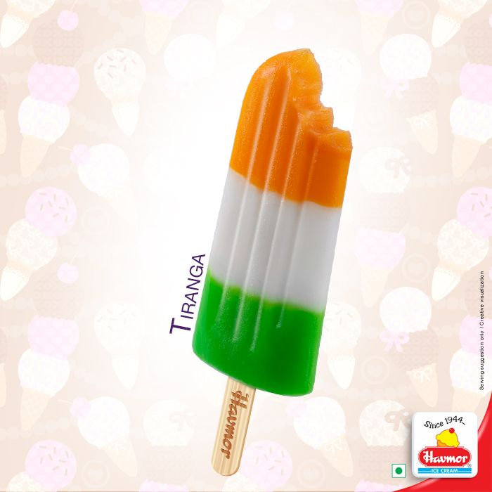 Tiranga Candy #tircoloured #icecream #candy #summer #newrange