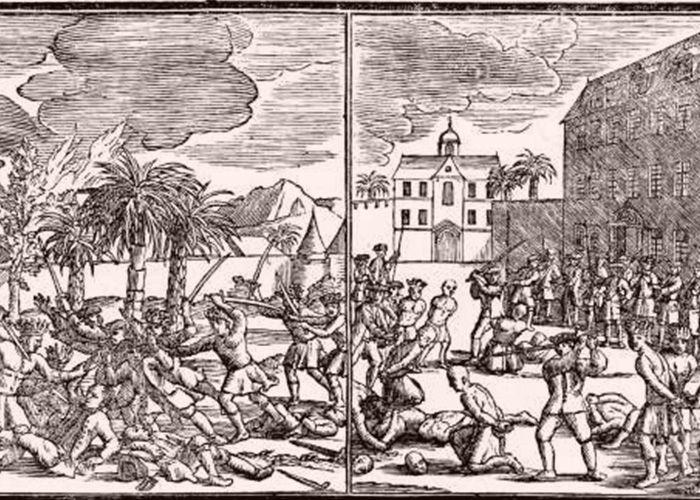 Perang terbesar yang dihadapi VOC/ Belanda di Jawa adalah Perang yang terjadi tahun 1740-1743 yang dipicu oleh pembantaian Tionghoa di Batavia pada Oktober 1740, bukan Perang Diponegoro (1825-1830) sebagaimana