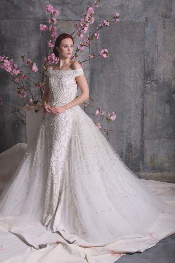 265 best plus size wedding dresses images on pinterest for Christian siriano plus size wedding dress