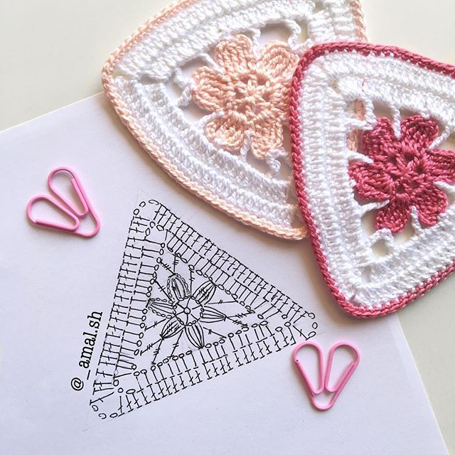 and here's the pattern  I'd looove to see your doilies ✨ الباترون …