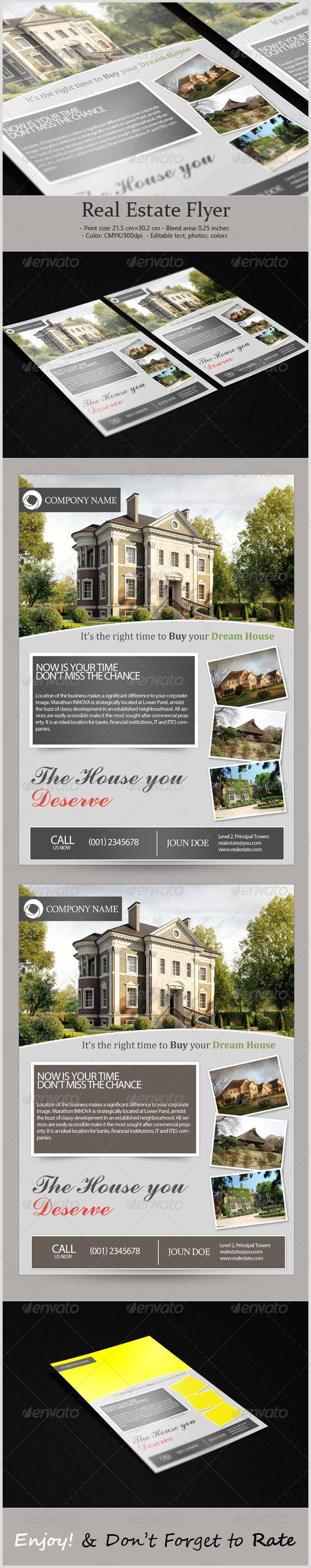 17 best images about real estate flyers real estate corporate real estate flyer