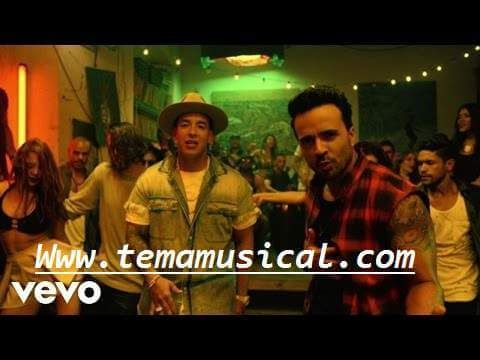 Despacito - Luis Fonsi ft Daddy Yankee - Video Official 2017 - Letra