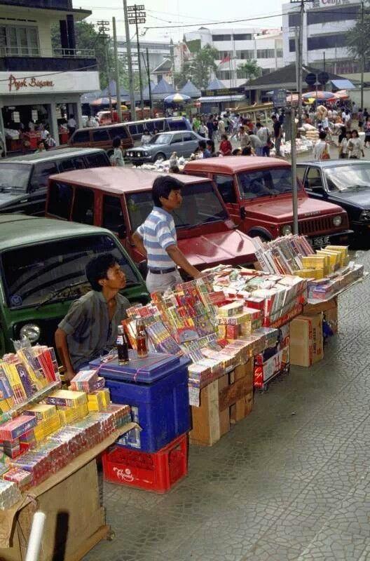 Jakarta 1990