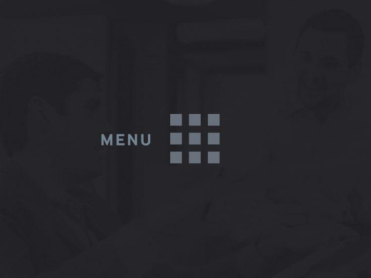 menu animation effects 5