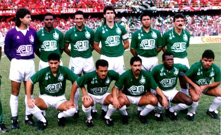 1991 Atletico Nacional; Colombia