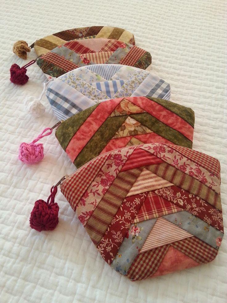 Hola, soy Elvira y desde este rinconcito comparto mi pasión por los proyectos handmade, sobretodo el patchwork.  ¿Te quedas?