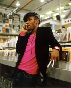 Mos Def.... Is most DEFINITELY one of the finest black men to me... swag, charisma,handsome, sexy, talented, and did I say FINE?????