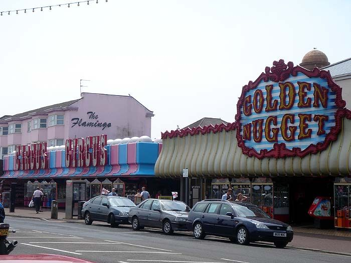 The Arcades Great Yarmouth