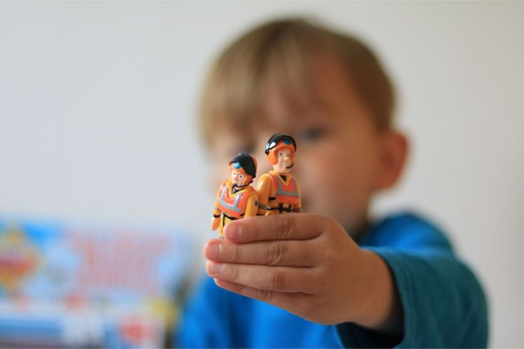 Child Safety Week: Fireman Sam's Summer Safety Campaign  - Fireman Sam review toys