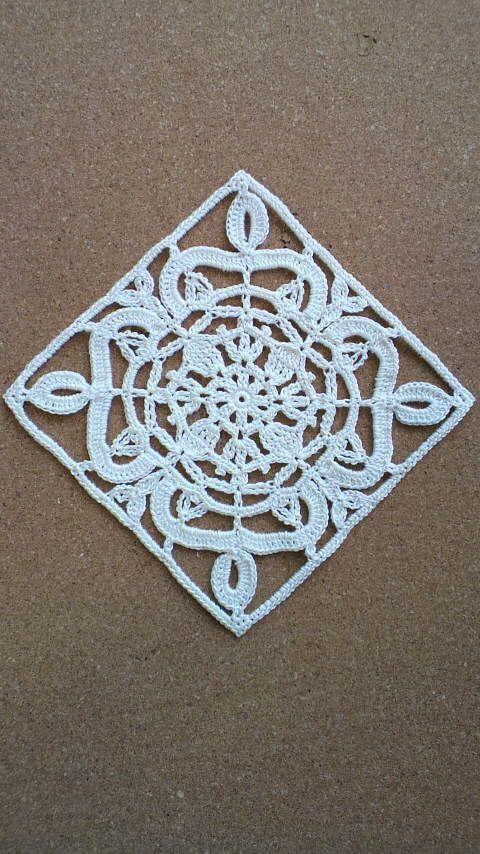 Turkish tile motif