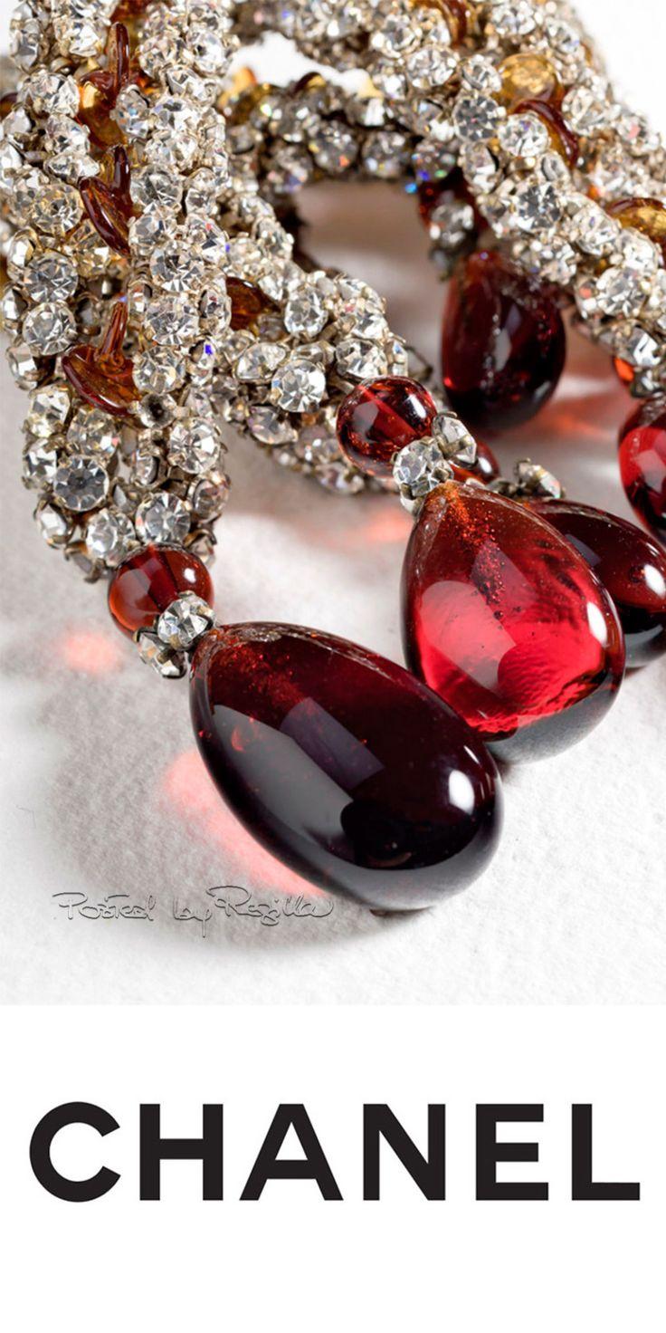 Channel Jewelry via: wholovebeauty