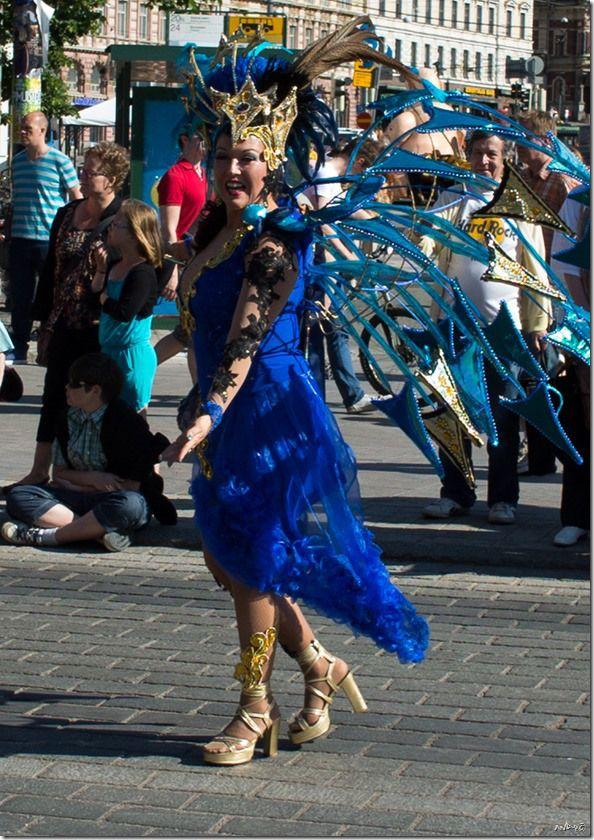 Samba Carnaval Helsinki 2013