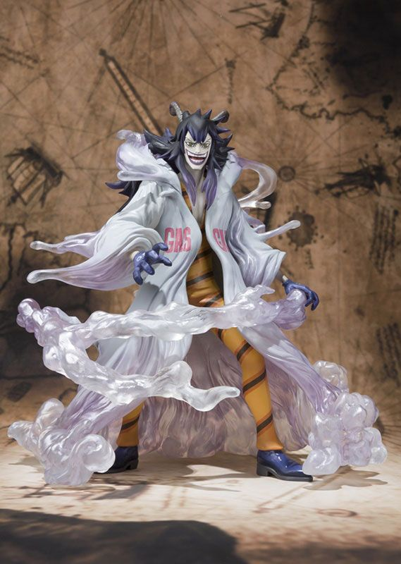 One Piece Figuarts Zero Figure - Caesar Clown - Archonia.com