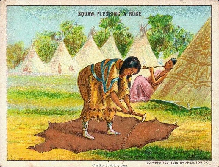 1205 best indian life images on pinterest native americans native 21 native american life scenes from 150 years ago ask a prepper fandeluxe Gallery