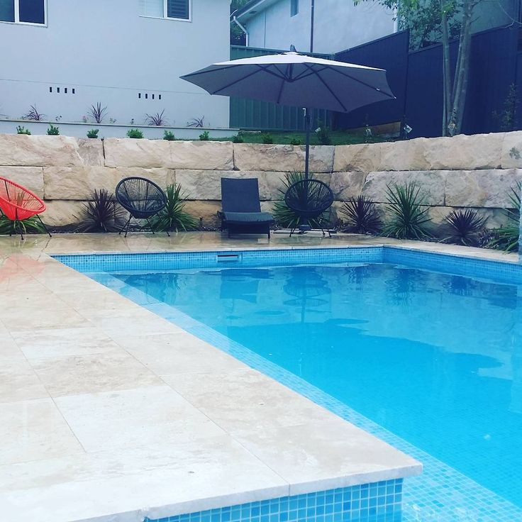 Amber Tiles Kellyville: pinned from Instagram (@neillprior). Great job completed by Priors Precision Tiling. Premium Classic Travertine coping around a fully tiled pool. #travertine #naturalstone #fullytiledpool #mosaic #poolmosaic #poolsurround #poolinspiration #poolcoping #ambertiles #ambertileskellyville