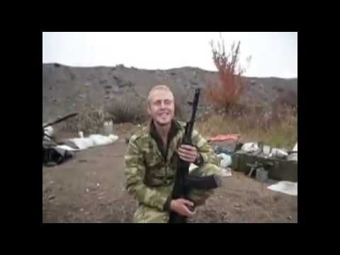 War in Ukraine / A Positions of DNR Army near town Gorlovka  If you can help money for Donbass Army,  We welcome any amount. If you give $ 10,  we will be grateful to you, please contact me in PM http://www.youtube.com/user/WarUkraine/about