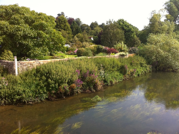 River Arun at Pulborough, Sussex, UK