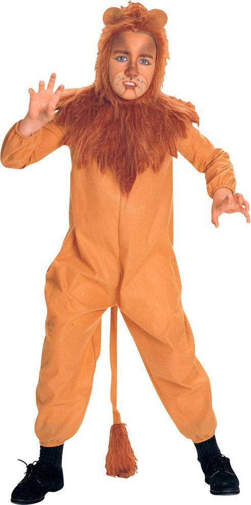 Wizard of Oz Cowardly Lion fancy dress costume. Buy cheap Cowardly Lion costumes, kids Wizard of Oz Costumes and Animal fancy dress costumes at the best price online.