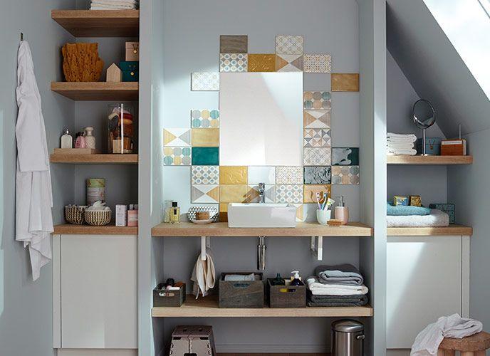 35 best Salle de bain images on Pinterest Bathroom ideas, Room and DIY