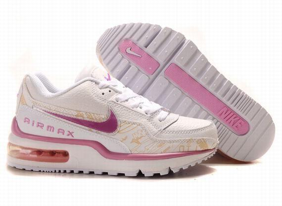 Nike Air Max Ltd White-pink 316391 005
