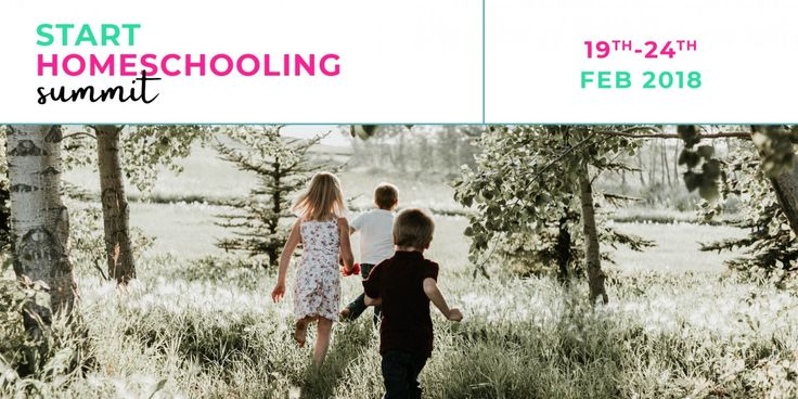 The Start Homeschooling Summit  starts today!!!! | I'm talking!!