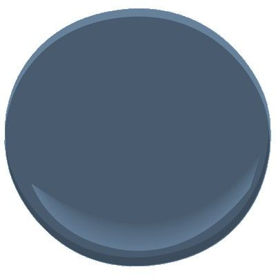 """Benjamin Moore van deusen blue HC-156  Mary McDonald: • Benjamin Moore HC-156 Van Deusen Blue—""""A mix between Swedish royalty and a yacht vibe"""" that appeals to men and women alike, she says."""
