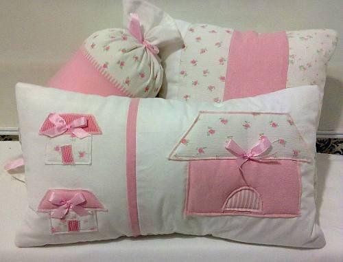 1374 best almohadones cojines images on pinterest - Cojines para bebes ...