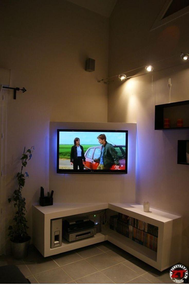 Comment Fabriquer Une Télé En Carton visit the webpage to see more about tv mount with shelf
