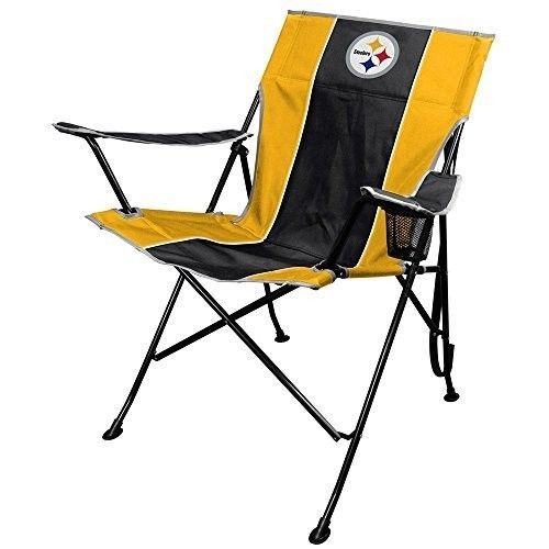 NFL Portable Folding Tailgate Chair Team Cup Holder Carrying  Furniture Case  #Case