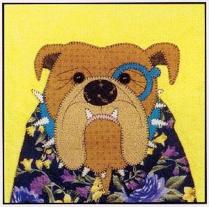 Dazzling Dogs - Winston I have this pattern and made him once!!!