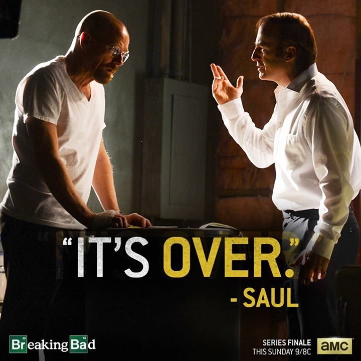 Saul puts his foot down. - Breaking Bad