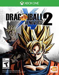 Boxshot: Dragon Ball Xenoverse 2 by Bandai Namco Entertainment America Inc.