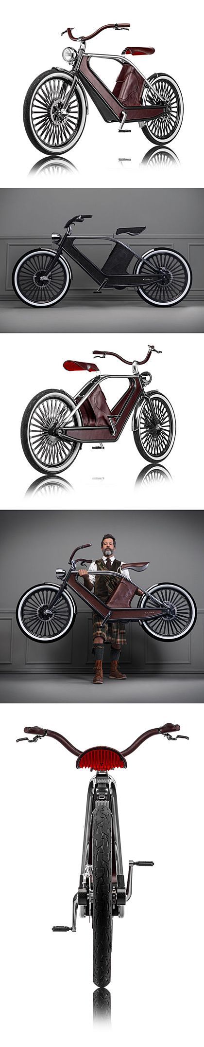 Cykno : The Eclectic-Electric Bicycle