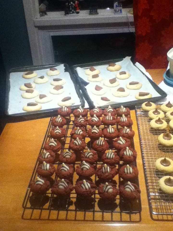 Terry's Chocolate Orange Shortbread Cookies