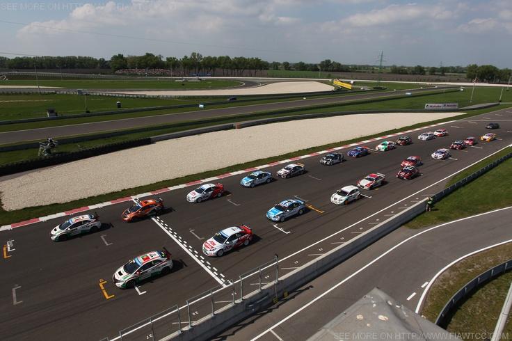 First race start