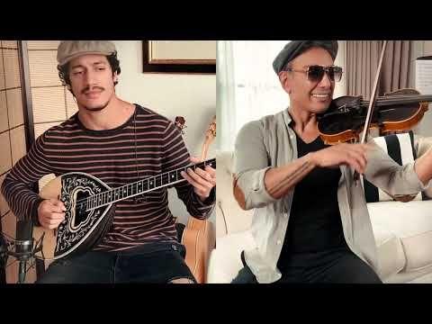borde tubo índice  Shadmehr Aghili - If You Were A Star - Violin Cover of Nikos Vertis An Eisai  Ena Asteri -