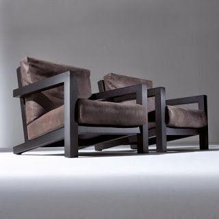 Máxima leather chair