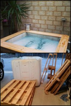 Unwind anytime you want in your own backyard with this inexpensive DIY plunge pool!