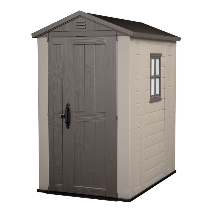 keter factor 6x4 shed