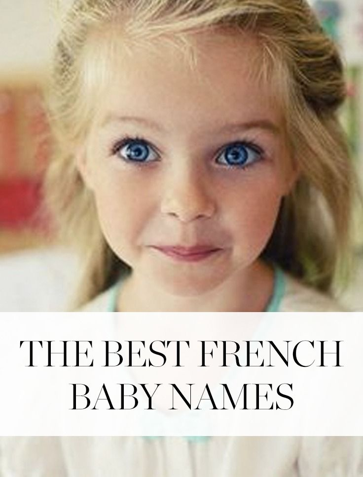Find adorable French baby names for boys and girls that are cute and chic. Look no further for the best baby name inspiration.