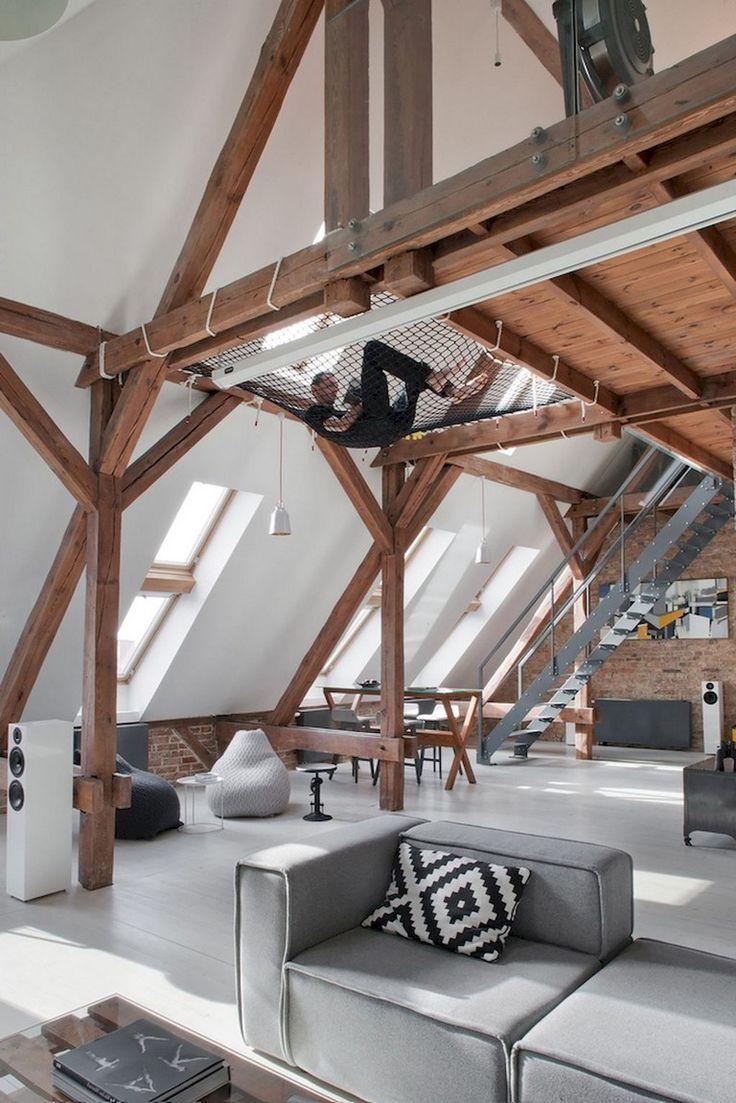 70 Cold Creative Loft Apartment Decorating Ideas Apartment Cold Creative Decorating Ideas Loft Loft Wohnung Dekorieren Loft Wohnung Design Fur Zuhause