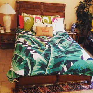 "This bedding. | 25 Pictures Only Fans Of ""The Golden Girls"" Will Think Are Funny"