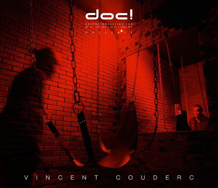 doc! photo magazine presents: Vincent Couderc - BACKROOM @ doc! #25 (pp. 207-227)