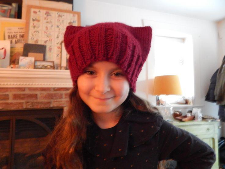 Iris's cat hat