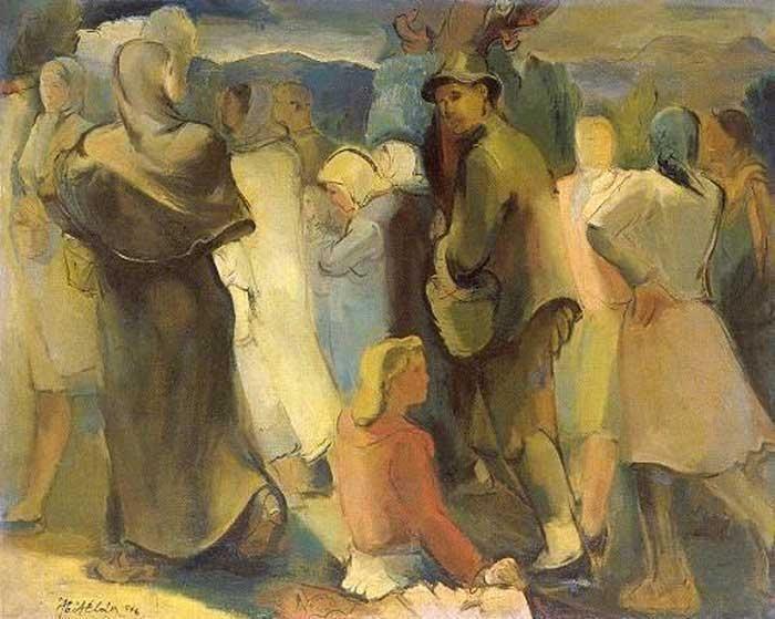 Abidin ELDEROĞLU - Sanatçı Detayı - Turkish Paintings