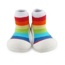 RAINBOW WHITE - Detské Topánočky - Katalóg - BabyPrestige