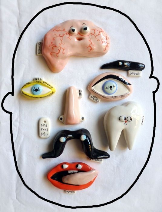 'Face', photo by Lili Scratchy, via Flickr (20/03/2012)