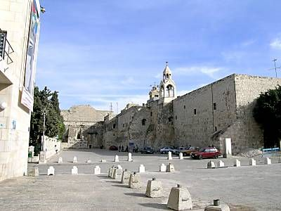 Nativity Church in Bethlehem
