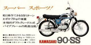 Image result for kawasaki 90